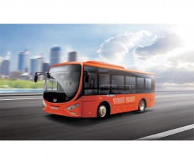8 meters Pure electric bus