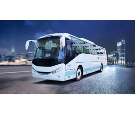 12 meters Pure Electric  Bus