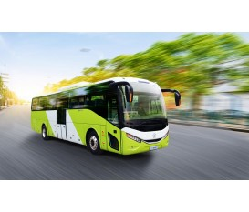 11 meters Pure Electric  Bus