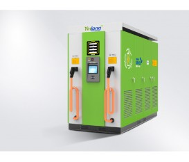 180kW Integrated Charger with Energy Storage