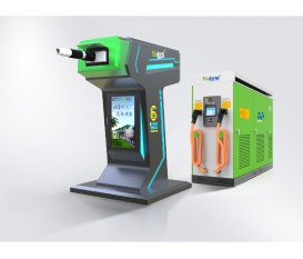 600kW Side Mechanical Arm-typed Automatic Charging Device
