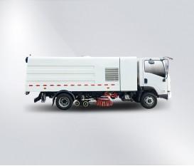 LGQ5081TXSBEV 8T路面洗扫车