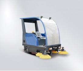 GT-BDJ1880 半封闭式扫地车