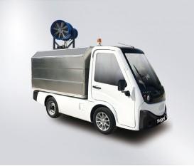 GT-YTYC40A 高壓抑塵車(che)