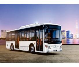 GTQ6105BEVBT8 -10.5米經(jing)典公交車(che)