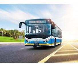 12米经典公交车