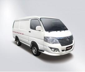 GT5038XXYEV10面包式物流車(che)