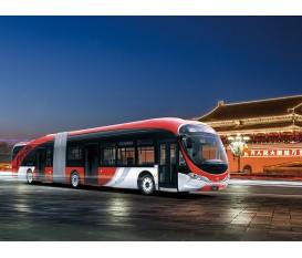 18米海豚公交车