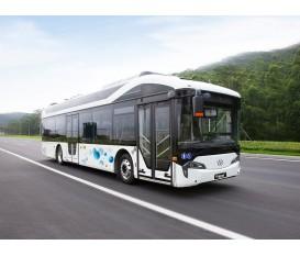 12米奔马公交车(氢燃料)