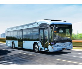 12米奔马公交车