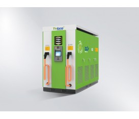 160kW一体式雷竞技App充电机