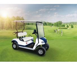 高尔夫球场车
