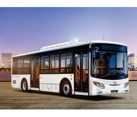 10.5米经典公交车