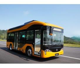 8.5米氢燃料电池客车