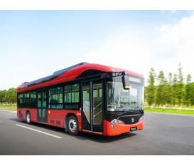 10.5米氢燃料电池客车