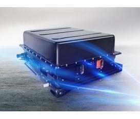 钛酸锂方壳电池风冷PACK(S箱)