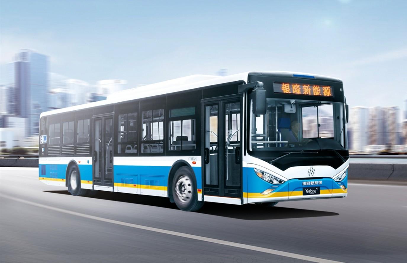 经典公交车