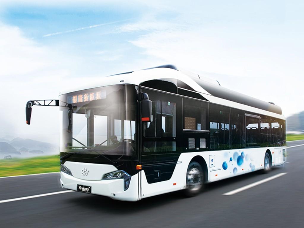 氢燃料电池客车